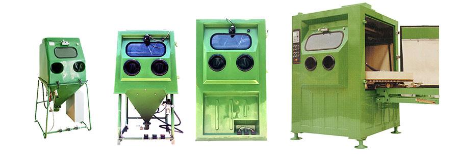 wet vapour hone machines