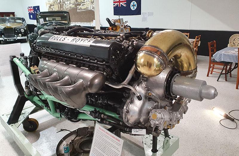 1945 Rolls Royce Merlin