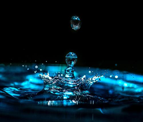 Water Usage in the Dana-Ridge wetblast process