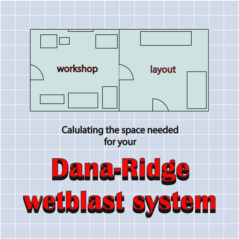 Read more about the article Workshop Space and Wetblasting